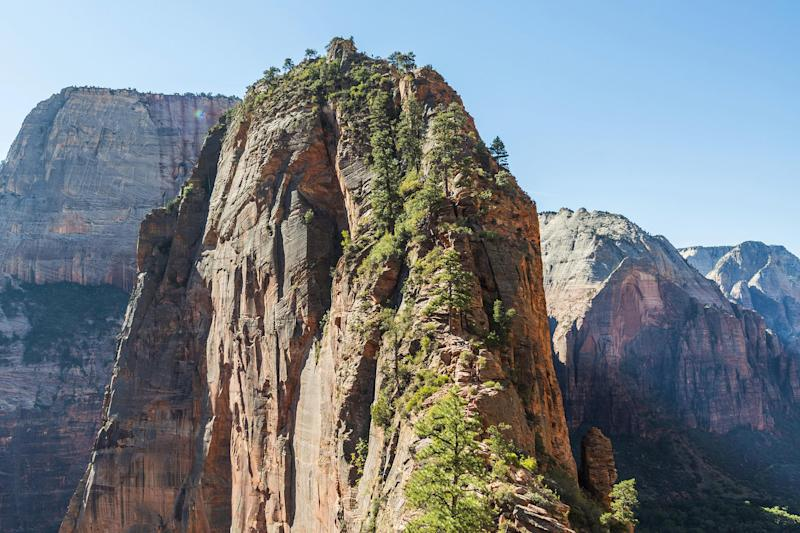Missing Hiker Found Dead After Suspected Fall at Utah's Zion National Park