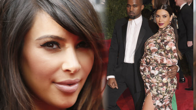 Kim Kardashian Miracle Baby Girl Is Here