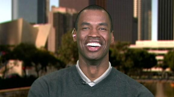 Jason Collins discusses coming out as gay with TNT's 'Inside the NBA' crew (Video)