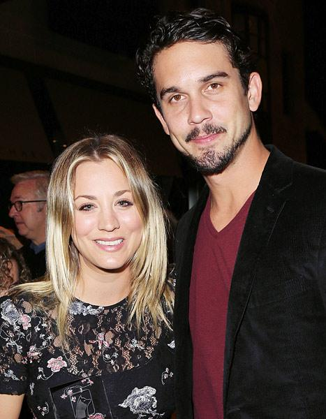 """Kaley Cuoco Slams Baby Rumors, Says She's """"Not Effing Pregnant"""" With Fiance Ryan Sweeting's Child"""
