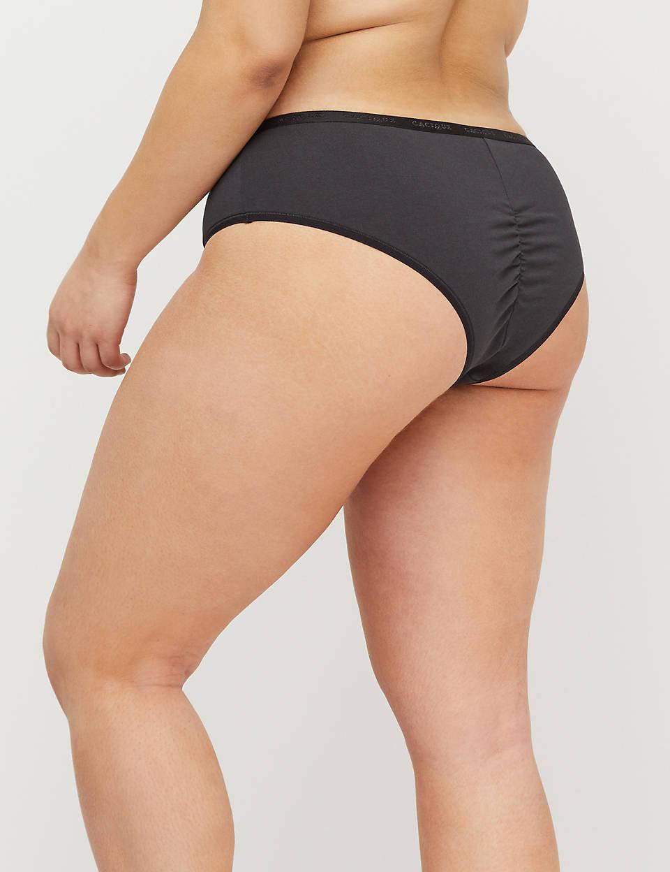 """<h3><a href=""""https://cacique.lanebryant.com/cotton-ruched-back-cheeky-panty/prd-347469#color/0000089324"""" rel=""""nofollow noopener"""" target=""""_blank"""" data-ylk=""""slk:Cacique Cotton Ruched-Back Cheeky Panty"""" class=""""link rapid-noclick-resp"""">Cacique Cotton Ruched-Back Cheeky Panty</a></h3><br><br><strong>Best Plus-Sized Cheeky Pair</strong><br><br>The recent rise — get it? — of the """"cheeky"""" underpant has been welcomed by those of us who want less-than-total coverage, but have yet to board the train to Thongtown, USA. Plus-size customers are very satisfied with this seamed, cheek-baring style.<br><br><strong>The Hype: </strong>5 out of 5 stars; 14 reviews on <a href=""""https://cacique.lanebryant.com/cotton-ruched-back-cheeky-panty/prd-347469#color/0000089324"""" rel=""""nofollow noopener"""" target=""""_blank"""" data-ylk=""""slk:LaneBryant.com"""" class=""""link rapid-noclick-resp"""">LaneBryant.com</a><br><br><strong>What They Are Saying: </strong>""""They fit great if you like less backside coverage. I can't wear most full coverage styles because they have too much fabric in the back and tend to bunch or ride up. These are the perfect middle ground between a thong and a hipster or brief."""" — Emily83, LaneBryant.com reviewer<br><br><strong>Cacique</strong> Cotton Ruched-Back Cheeky Panty, $, available at <a href=""""https://go.skimresources.com/?id=30283X879131&url=https%3A%2F%2Fcacique.lanebryant.com%2Fcotton-ruched-back-cheeky-panty%2Fprd-347469%23color%2F0000089324"""" rel=""""nofollow noopener"""" target=""""_blank"""" data-ylk=""""slk:Lane Bryant"""" class=""""link rapid-noclick-resp"""">Lane Bryant</a>"""