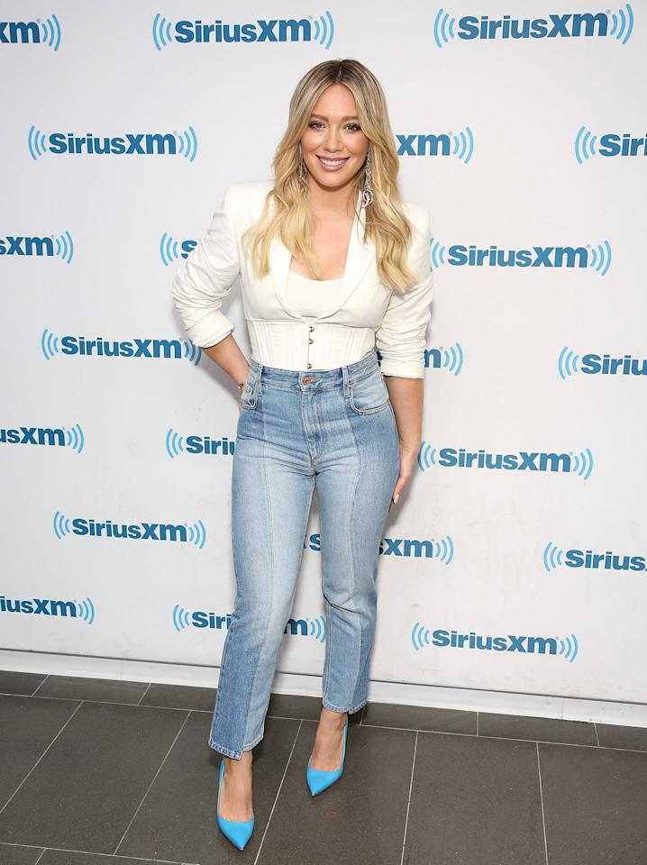 Every Sexy Picture We Could Find Of Hilary Duff To Prove She Just