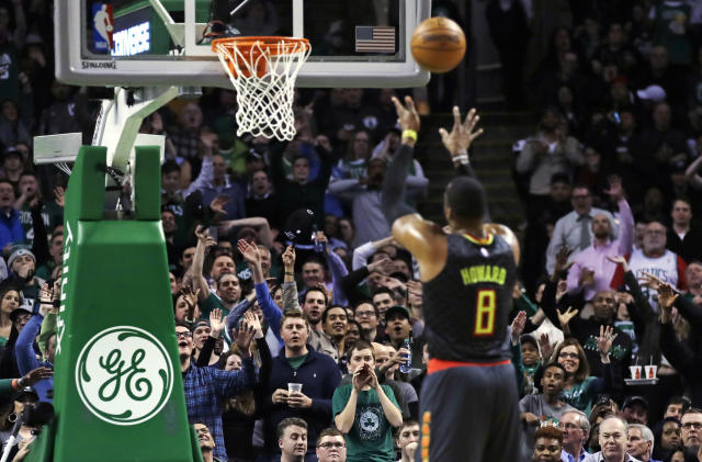 The NBA is toughening its code of conduct again and will adopt a zero-tolerance policy. (AP Photo/Charles Krupa)