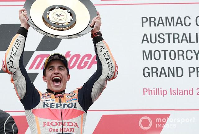 "1. Marc Márquez (MotoGP) <span class=""copyright"">Gold and Goose / Motorsport Images</span>"