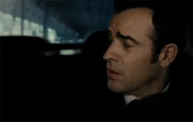 Justin Theroux. Photo: The Girl On The Train