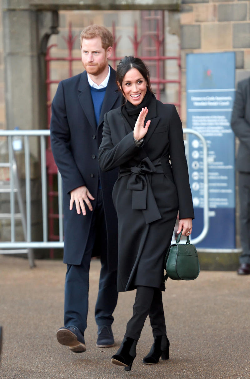 Meghan Markle style over the years