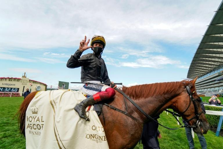 Stradivarius and Frankie Dettori bid to win a record-equalling fourth Ascot Gold Cup at Royal Ascot with trainer John Gosden telling AFP they are a couple of old boys who get on rather well