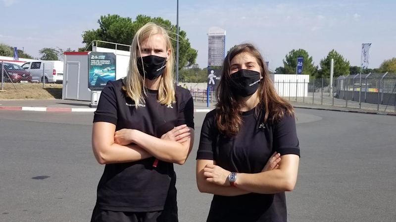 All-female crew hope for a dazzling debut at Le Mans 24 hours