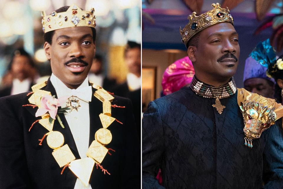 """<p>The Oscar nominee is proud of what <em>Coming to America,</em> released in 1988, meant to many. """"It was the very first comedy with an [almost] all-Black cast that was successful around the world,"""" he told PEOPLE. """"Usually when we're telling our stories, it's about civil unrest or local problems. But Coming to America was about love, family, tradition and doing the right things. These are universal themes.""""</p> <p>Here, a look back at the rest of the cast as the sequel <em>Coming 2 America</em> streams on Amazon Prime Video.</p>"""