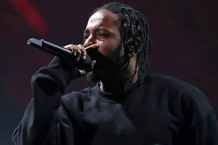 FILE PHOTO: Kendrick Lamar performs at the Global Citizen Festival at Central Park in Manhattan