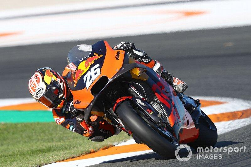 "Dani Pedrosa - KTM <span class=""copyright"">Gold and Goose / Motorsport Images</span>"