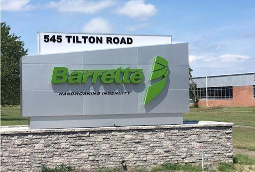 Barrette Outdoor Living Opens Galloway Nj Manufacturing