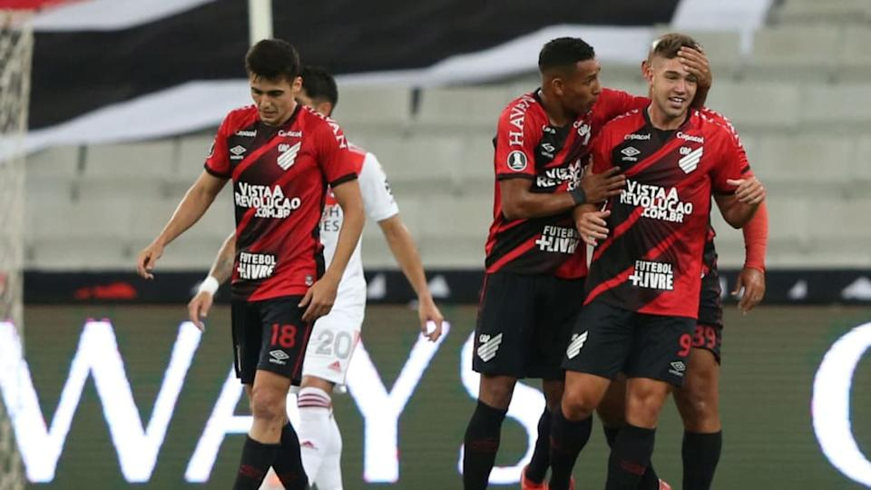 Athletico Paranaense | Pool/Getty Images
