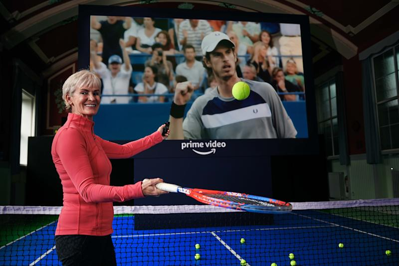 The US Open is exclusively live on Amazon Prime TV