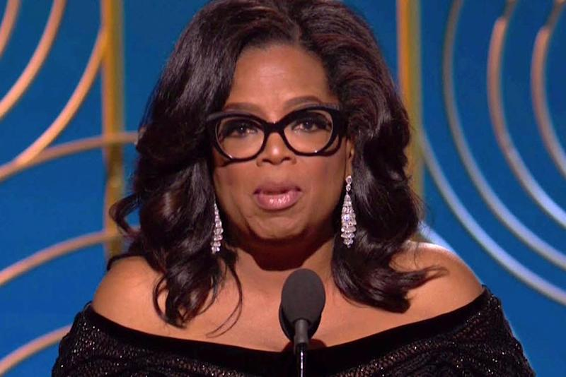 Oprah ceo fired for sexual harassment