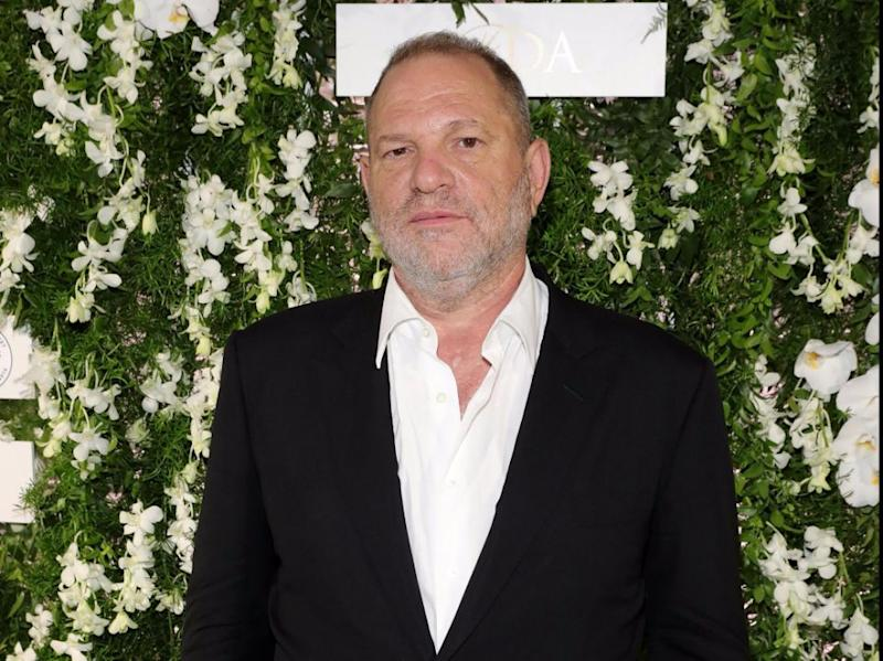 Lena has described a moment in a lift with Harvey Weinstein when he became 'angry.' Source: Getty