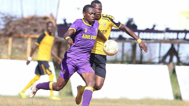 Wazito FC must learn to kill off matches 'as soon as they can' – Hall