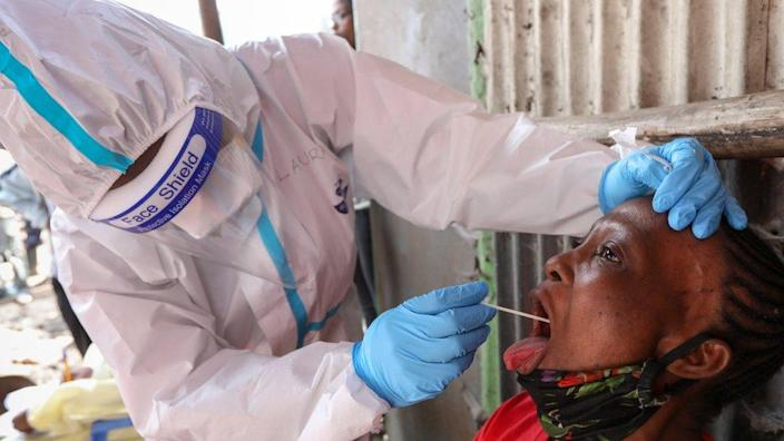 Africa CDC is supporting countries' efforts to ramp up testing