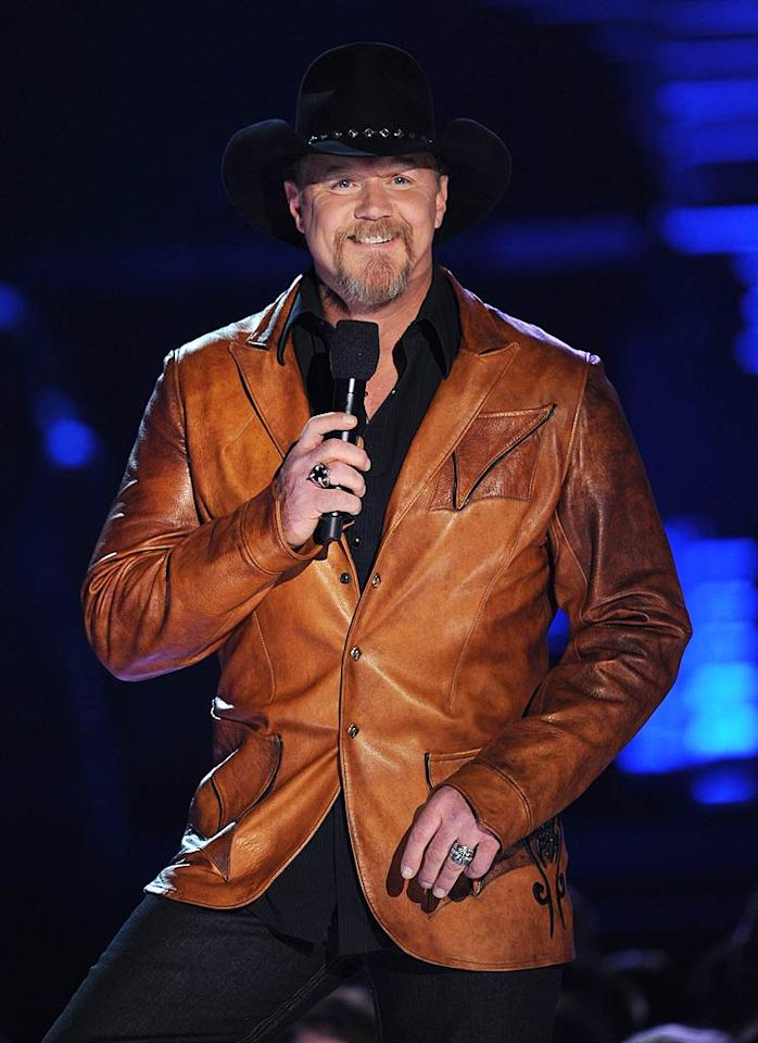 "January 13: Trace Adkins turns 49 Kevin Winter/<a href=""http://www.gettyimages.com/"" target=""new"">GettyImages.com</a> - December 6, 2010"