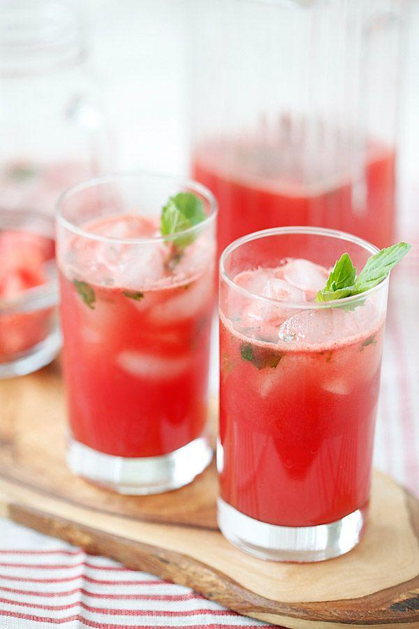 """<p>Watermelon is better with tequila.</p><p>Get the recipe from <a href=""""http://rasamalaysia.com/watermelon-tequila-cocktail/?crlt.pid=camp.HKKnwgWOyd4f"""" rel=""""nofollow noopener"""" target=""""_blank"""" data-ylk=""""slk:Rasa Malaysia"""" class=""""link rapid-noclick-resp"""">Rasa Malaysia</a>.<br></p>"""