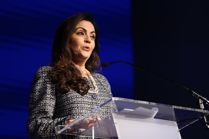 'No Nation Can Emerge a Sporting Power Without Govt's Support': Nita Ambani Lauds PM's Initiatives