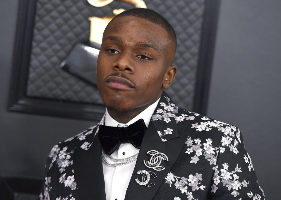 DaBaby's comments about HIV and gay people are doing more harm than perhaps he realizes. (Jordan Strauss/Invision/Associated Press)
