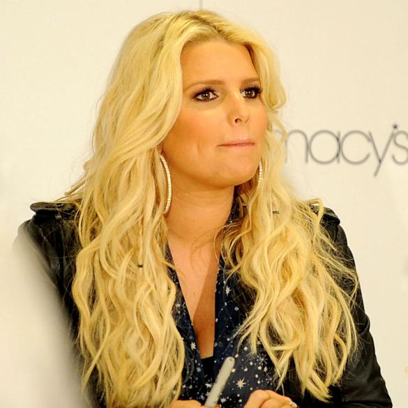 Jessica Simpson 'Terrified Of Putting On Too Much Weight During Second Pregnancy, Hires Chef'