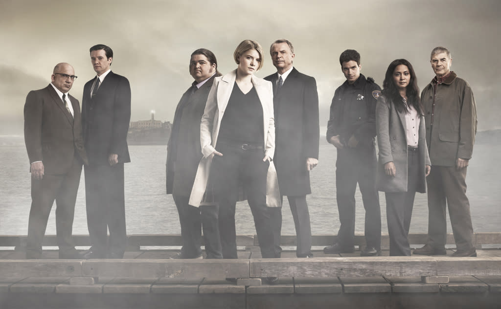 "<b>""<a href=""http://tv.yahoo.com/alcatraz/show/47386"">Alcatraz</a>""</b> (Fox)<br>Wrapped March 26; aired Mondays at 9 PM<br><br><b>The Good News:</b> Fox has kept ""<a href=""http://tv.yahoo.com/fringe/show/42960"">Fringe</a>"" alive this long — maybe executives will be generous to another J.J. Abrams drama with a small-but-passionate fan base? And they already canceled ""<a href=""http://tv.yahoo.com/terra-nova/show/46556"">Terra Nova</a>,"" which theoretically helps.<br><br><b>The Bad News:</b> ""<a href=""http://tv.yahoo.com/voice/show/47012"">The Voice</a>"" kind of clobbered it, and worse, viewers flat-out rejected this island mystery. Less than half the audience who watched the premiere tuned in for the finale to learn the secret of those disappearing, reappearing prisoners."