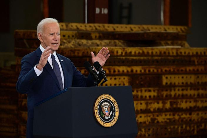10 Things In Politics How Biden Plans To Spend 2 Trillion