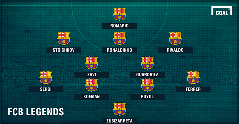 GFX Barcelona Legends