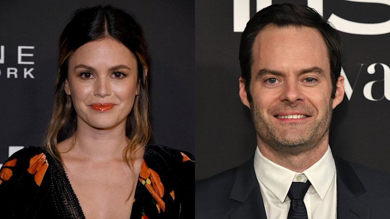 Rachel Bilson & Bill Hader Are Maybe Dating & They Met in the Wildest Way