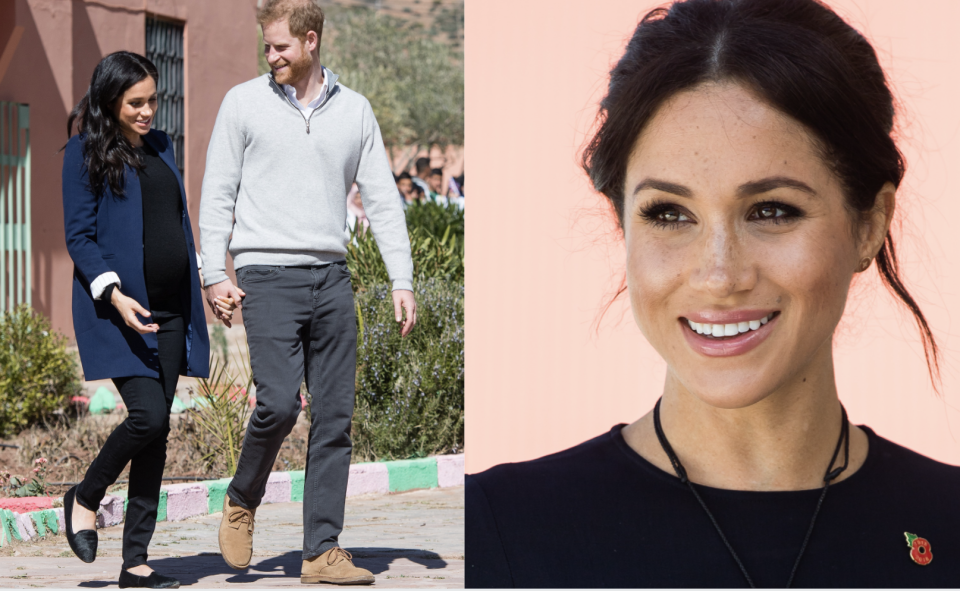 Meghan Markle's Birdies Starling Loafers are available at Nordstrom for $95