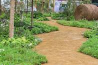 <p><strong>FEATURE GARDEN | (not judged)</strong></p><p>Designed by David Dodd, this garden promotes a unique tree-planting initiative to mark the Queen's Platinum Jubilee in 2022. It delivers a powerful message on the importance of woodland and biodiversity.</p>