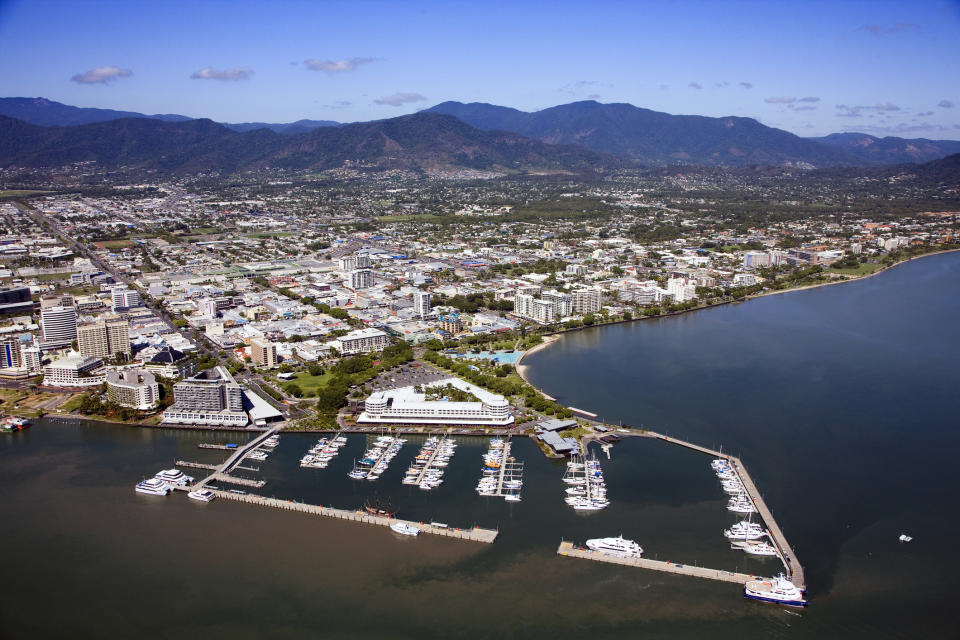 Units in Cairns North have suffered the highest property price drops in the last 12 months, new data has revealed. (Source: Getty)