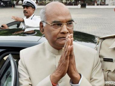 'This cannot go on': Ram Nath Kovind says number of female students in IITs distressingly low