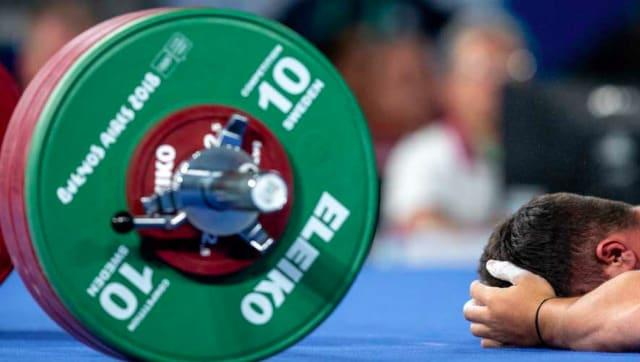 Two-time European champion weightlifter Andrei Demanov provisionally suspended for doping