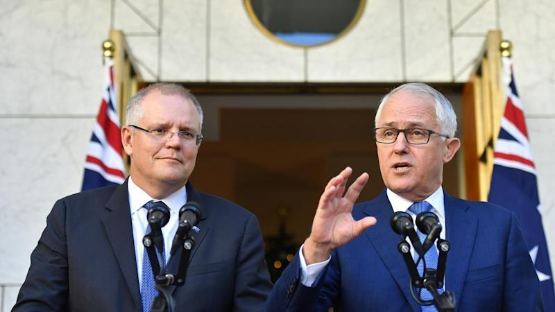 <p>Malcolm Turnbull has announced a year-long royal commission into the financial sector.</p>