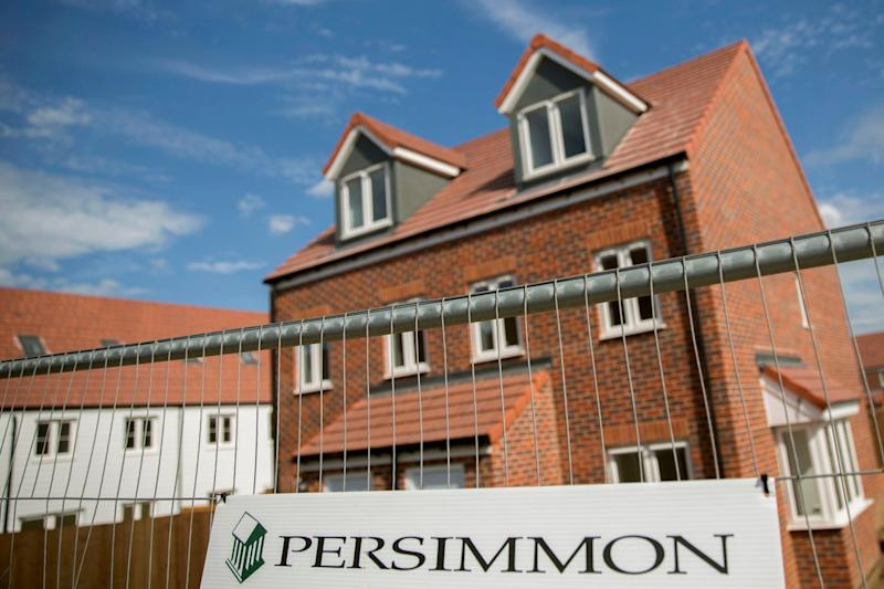 Housebuilder Persimmon is led by Jeff Fairburn: Neil Hall/Reuters