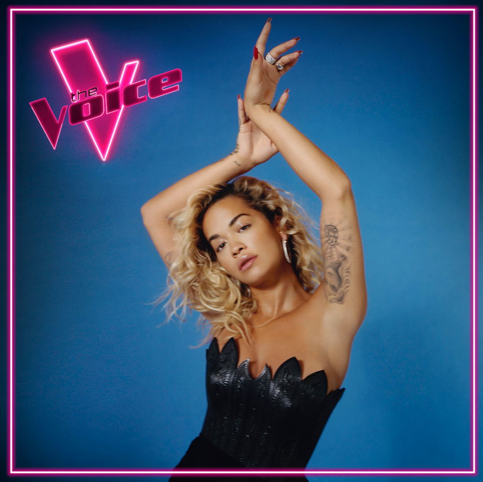 UK songstress Rita Ora is one of the new coaches on 'The Voice Australia' 2021