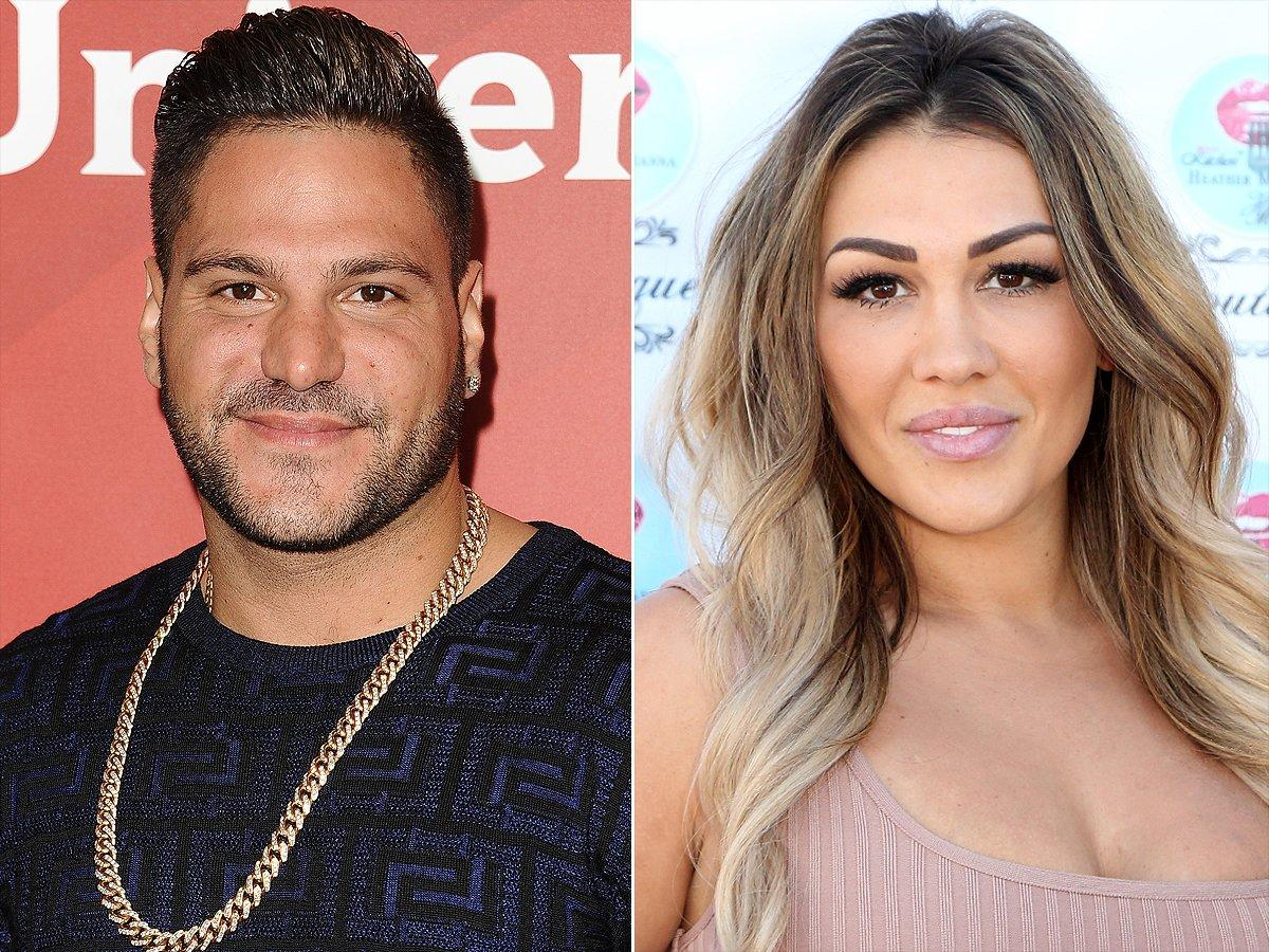 Ronnie Ortiz-Magro's Daughter Is with His Family After Jen Harley's Arrest