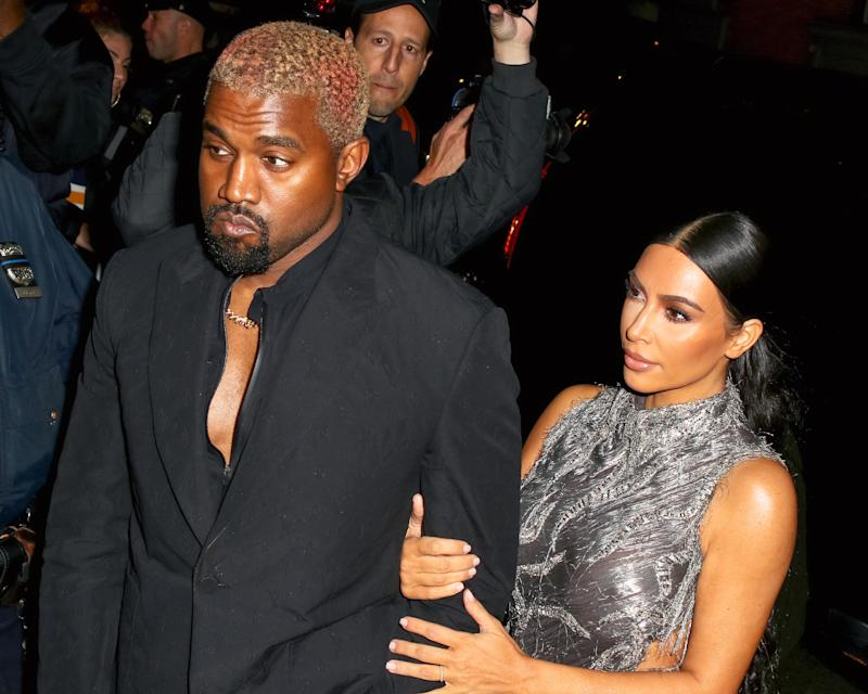 a39bf1b5e62e Kanye West calls out Drake for following Kim Kardashian on Instagram: 'It's  the most f***ed up thing of all'