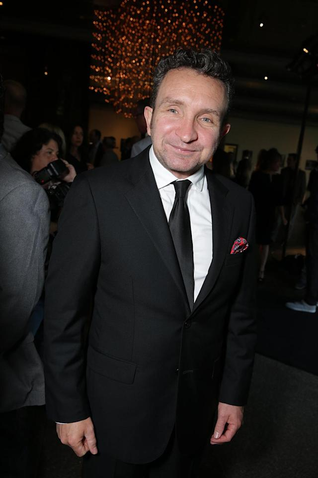 Eddie Marsan arrives at the Showtime premiere of the new drama series Ray Donovan presented by Time Warner Cable, on Tuesday, June, 25, 2013 in Los Angeles. (Photo by Eric Charbonneau/Invision for Showtime/AP Images)