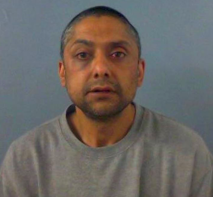 Ibrar Hussain was sentenced to three years and four months in prison. (Thames Valley Police)