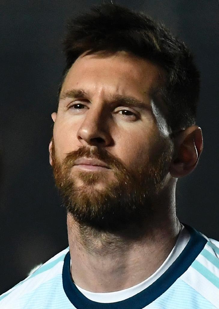 Argentina's Lionel Messi is desperate to finally win a major international tournament with his country after losing in four finals (AFP Photo/Andres Larrovere)