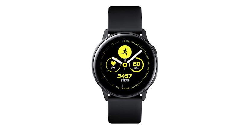 Smartwatch Samsung Galaxy Watch Active - Preto