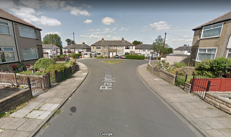 Sheila Small was murdered by her husband at their home on Raymond Drive, Bradford (Picture: Google Maps)