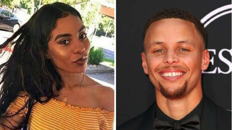 Steph Curry Helps Raise More Than $21,000 For Nia Wilson's Family