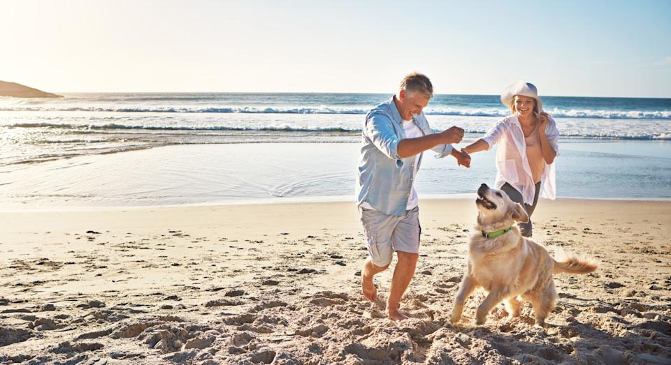 There are new rules to follow if you want to take your dog abroad this year (Getty)
