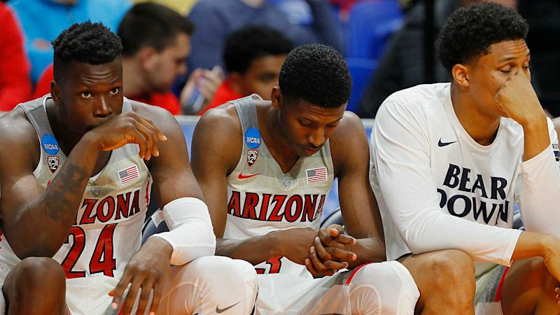 March Madness 2018: Arizona's stunning ouster leads to