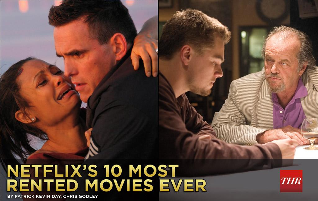 Netflix, the popular DVD and streaming entertainment company, has had a brutal summer with angry subscribers, falling stock prices and increased competition. But despite all that, it's still a popular service with 24 million subscribers. The company reports these 10 films are the most-rented in its history.
